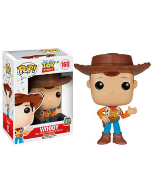 Funko POP! Woody con sombrero - Toy Story