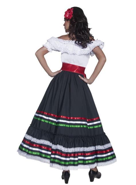 Kostým pro ženy Mexičanka