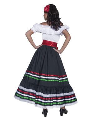 Fato de mexicana para mulher