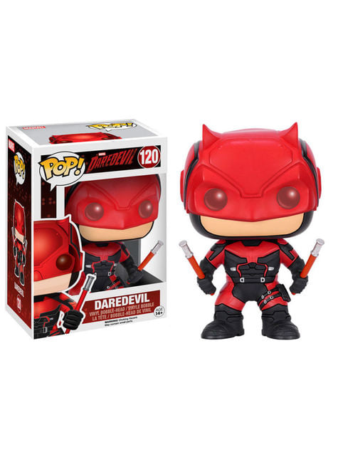 Funko POP! Daredevil traje rojo - Marvel