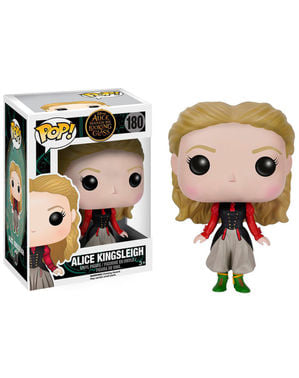 Funko POP! Alicia Kingsleigh - Alicia a través del Espejo