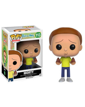 Funko POP! Morty - Rick & Morty