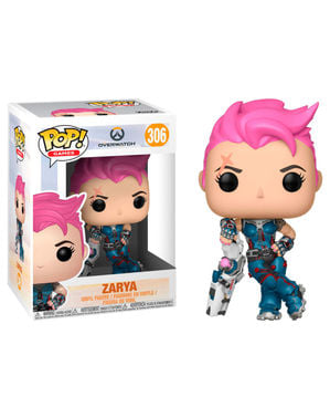 Funko POP! Zarya - Overwatch