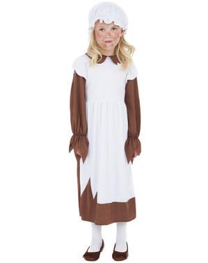 Costume da Vittoriana umile per bambina