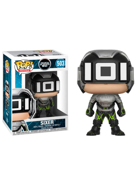 Funko POP! Sixer - Ready Player One