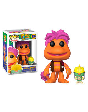 Funko POP! Gobo with Doozer - Fraggle Rock