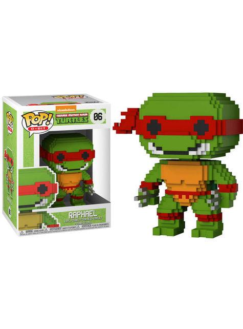 Funko POP! Rafael 8 bit - Las Tortugas Ninja