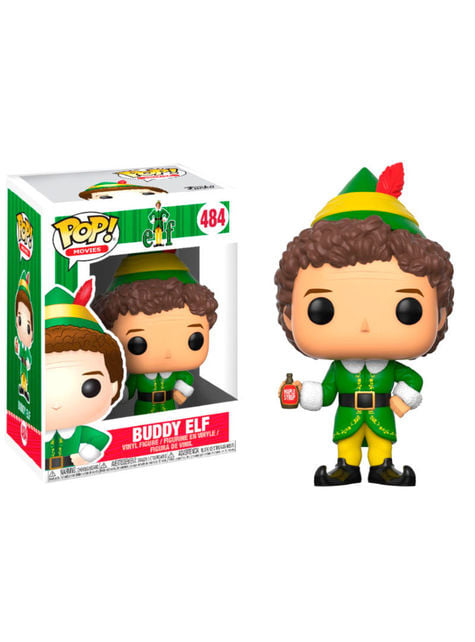 Funko POP! Buddy el elfo - Elf