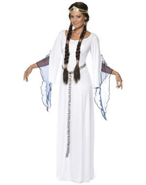 Dámský kostým středověká panna