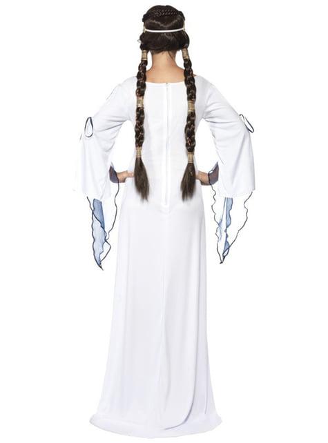 Disfraz doncella medieval - mujer