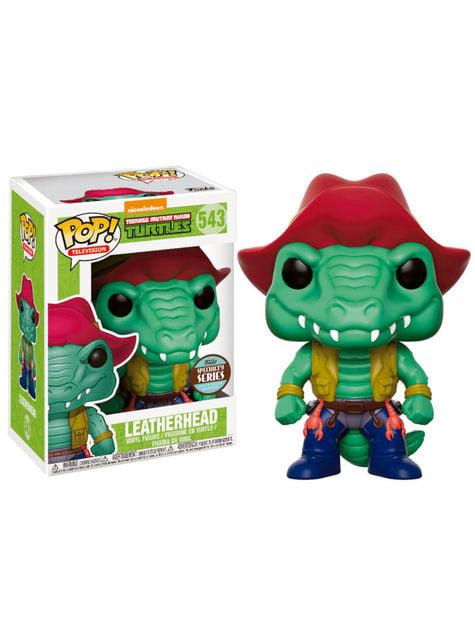 Funko POP! Leatherhead - Las Tortugas Ninja