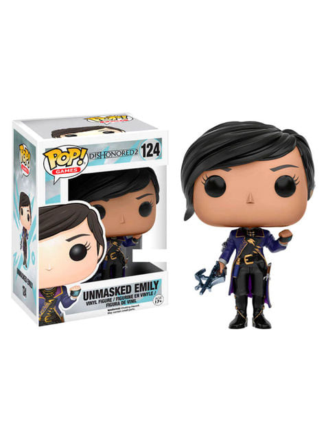 Funko POP! Emily desenmascarado - Dishonored