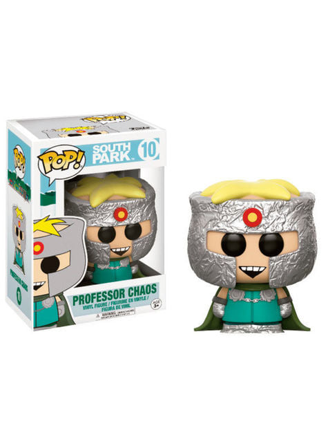 Funko POP! Profesor Chaos - South Park