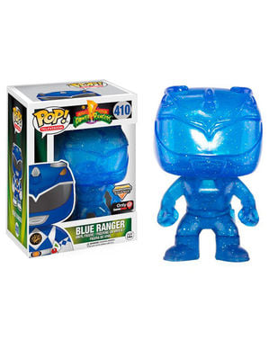 Funko POP! Power Ranger Azul - Power Rangers Mighty Morphin