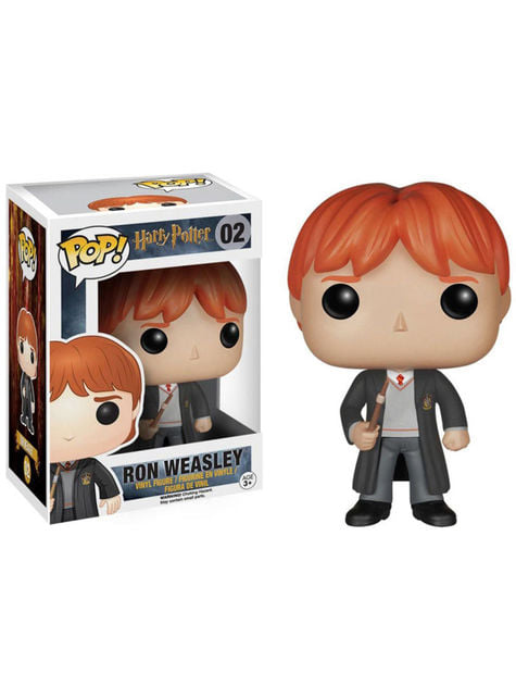 Funko POP! Ron Weasley Gryffindor - Harry Potter