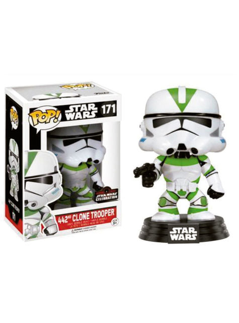 Funko POP! 442º Clone Trooper - Star Wars