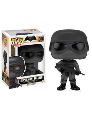 Funko POP! Superman Soldier - Batman vs Superman