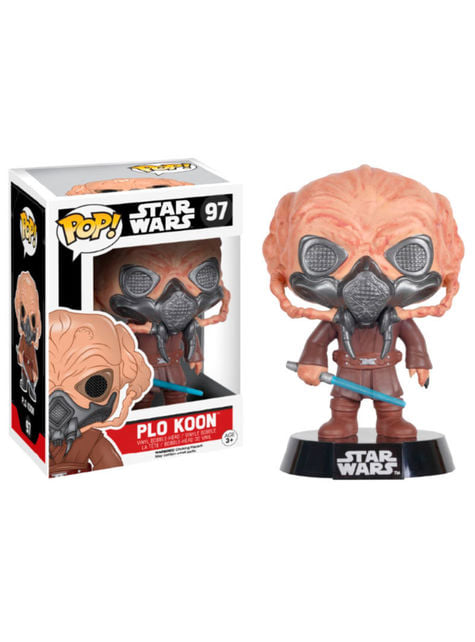 Funko POP! Plo Koon - Star Wars
