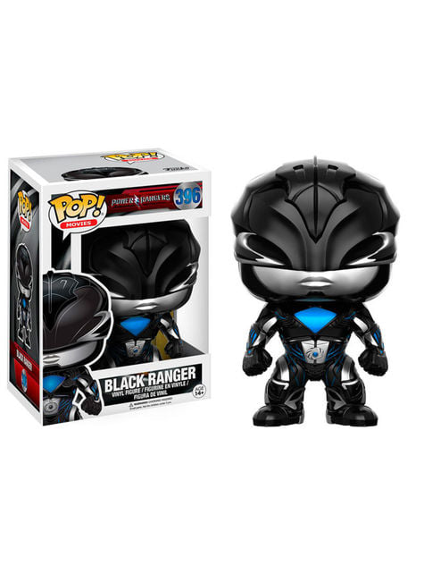 Funko POP! Power Ranger negro - Power Rangers Movie