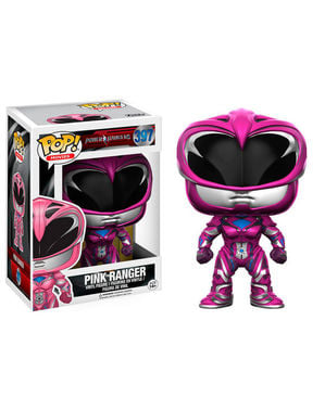 Funko POP! Power Ranger rose - Power Rangers Movie