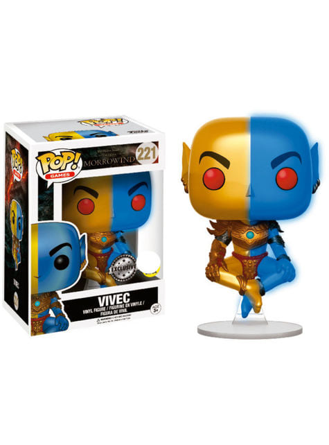 Funko POP! Vivec - The Elder Scrolls Morrowind
