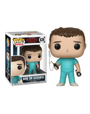 FunkoPop! Bob in Scrubs - Strangers Things