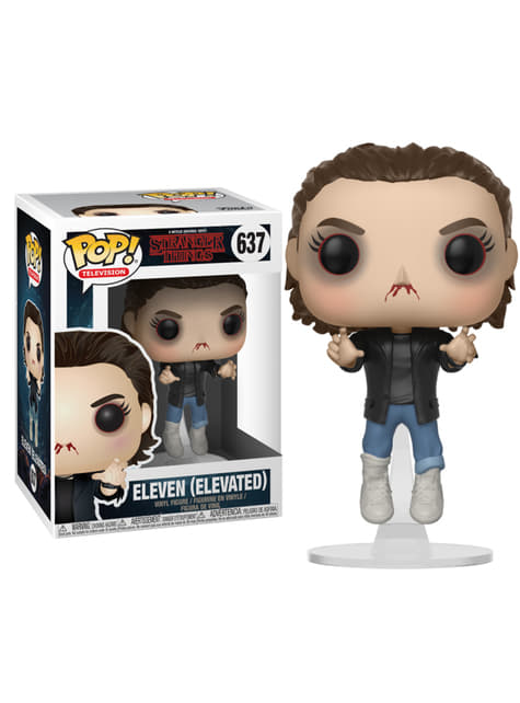 Funko POP! Eleven elevated - Strangers Things