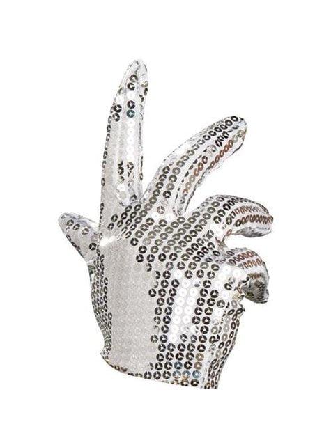 Michael Jackson glove for a boy