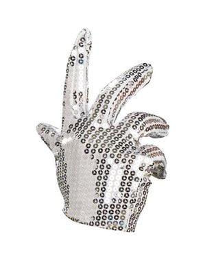Michael Jackson handschoen voor kinderen