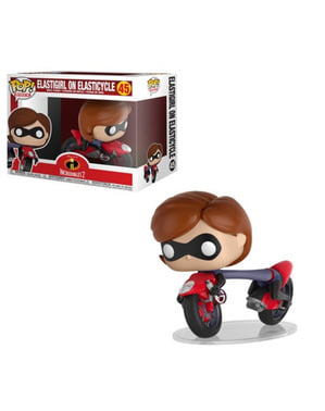 Funko POP! Elastigirl on Elasticycle - Incredibles 2