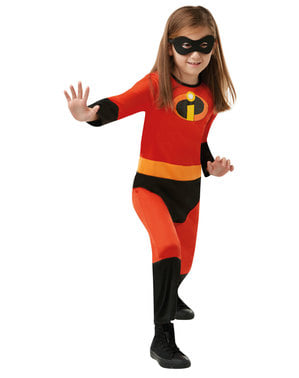 Fato de The Incredibles: Os Super-Heróis 2 infantil