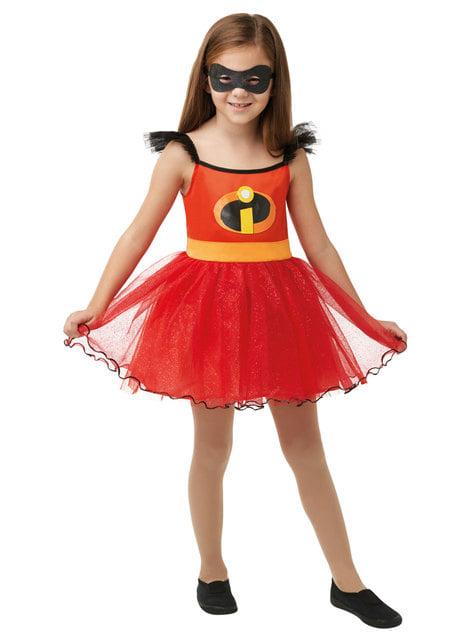 Disfraz de Los Increíbles 2 para niña