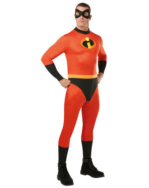 Mister Incredible Kostüm für Herren - Die Unglaublichen - The Incredibles