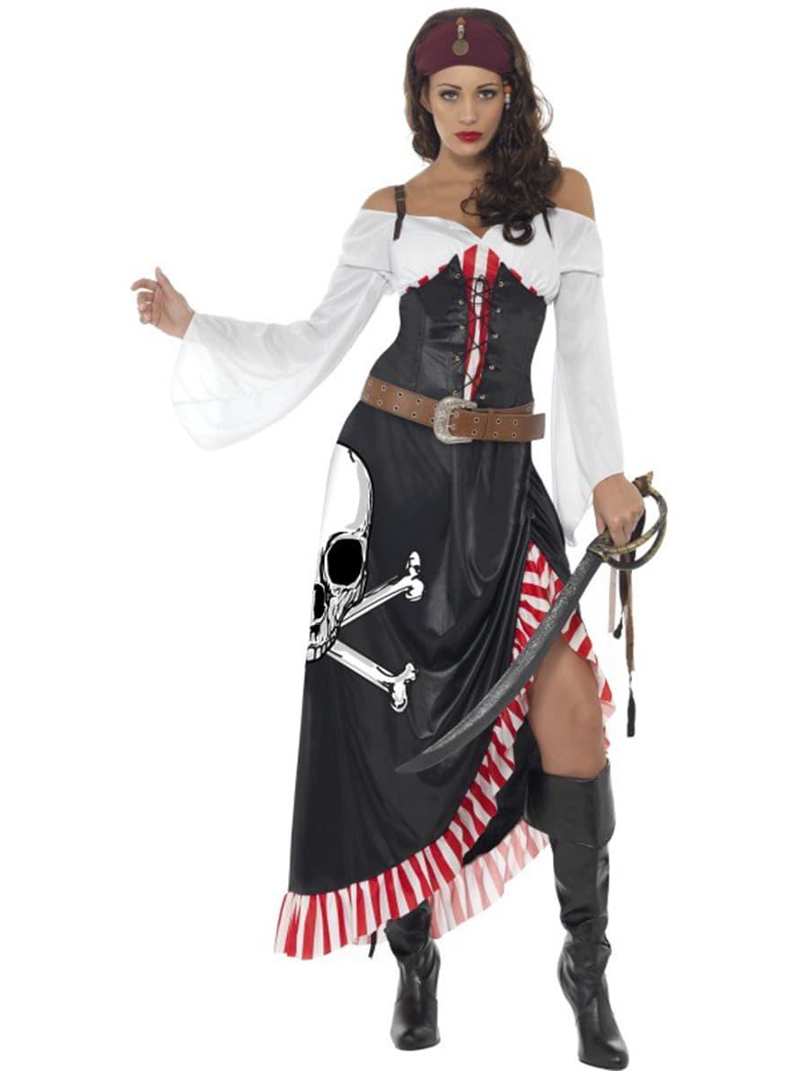 Disfraz de espadach n pirata para mujer funidelia - Pirata colorazione pirata stampabili ...