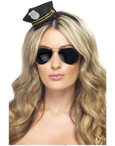 Yo yo sexy Mädchen Polizist