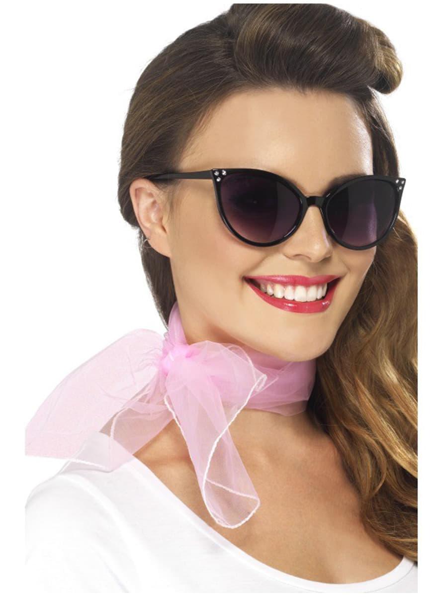 68a7902eeb0d Foulard de cou des années 50 pour déguisement