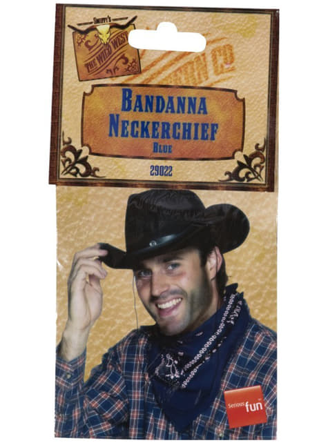 Westernový šátek