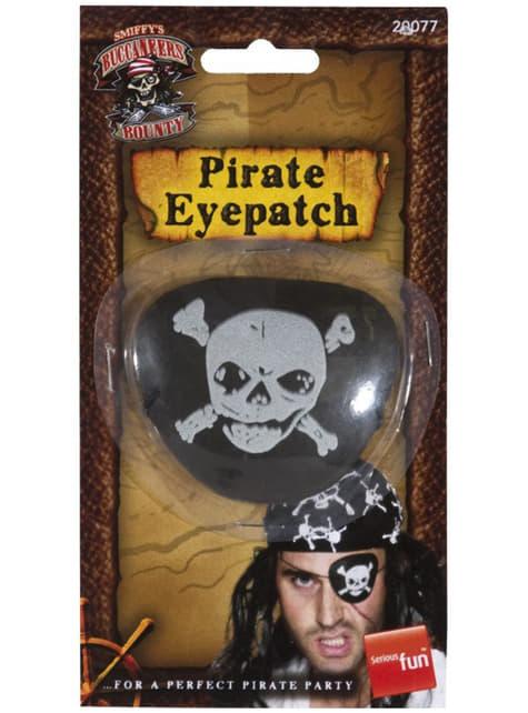 Parche pirata - para tu disfraz