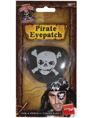 Cache-œil de pirate