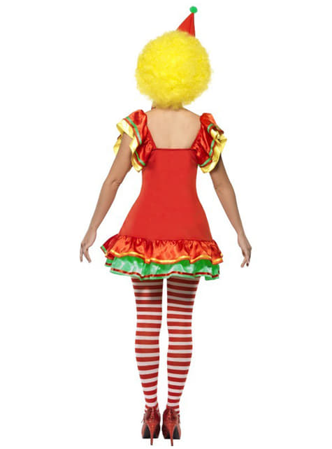Funny She-Clown Costume