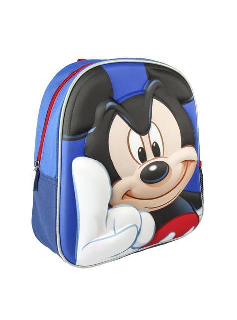 Mochila infantil 3D Mickey Mouse - Disney
