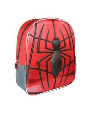 Sac d'école enfant Spiderman 3D