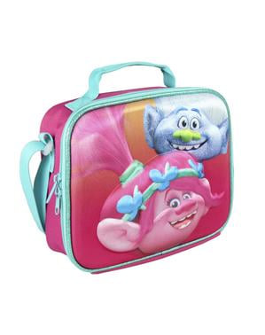 3D Trolls Poppy thermal lunch bag