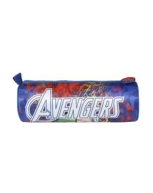 The Avengers barrel pencil case