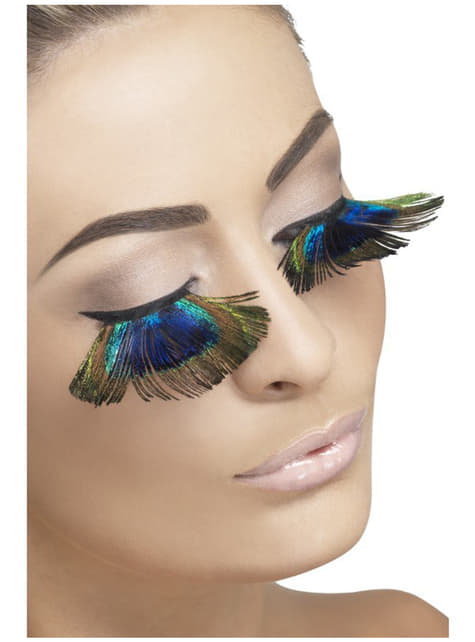 Peackcok Eyelashes