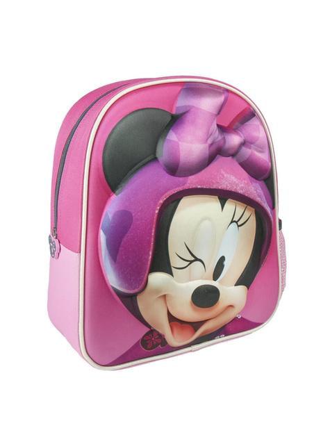 Mochila infantil 3D Minnie - Mickey y los Superpilotos
