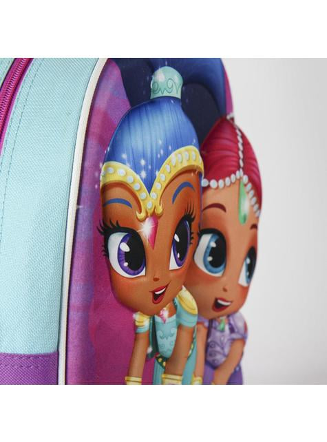Mochila infantil 3D Shimmer and Shine