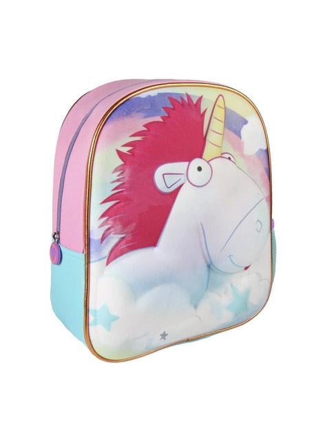 3D Unicorn kids backpack - Minions