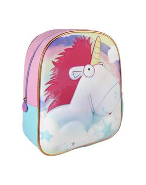 3D Unicorn kids backpack - Minions