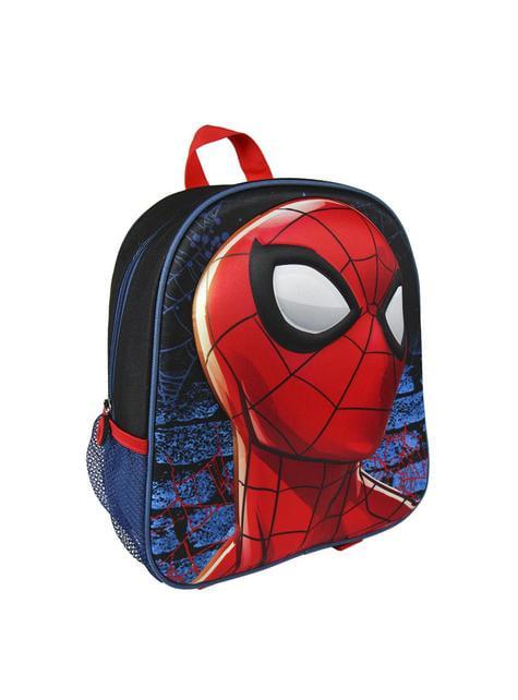3D Spiderman børne rygsæk